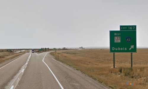 id i15 idaho north dubois rest area southbound mile marker 167
