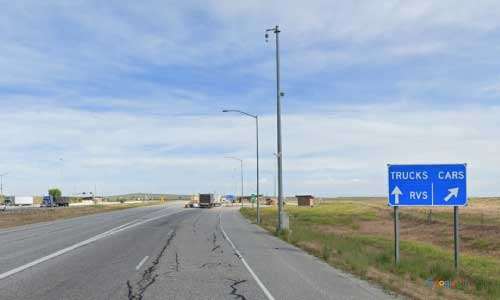 id i84 idaho cotterell rest area westbound mile marker 229