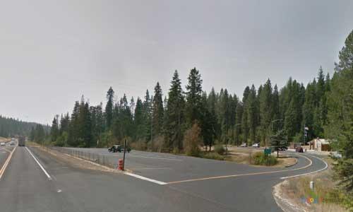 id us95 idaho mineral mountain rest area bidirectional mile marker 371